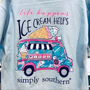 Simply Southern 🍦 T-shirt